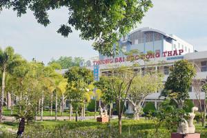 Điểm chuẩn Trường Đại học Đồng Tháp