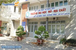 Điểm chuẩn Trường Đại học Mỏ địa chất (Cơ sở Vũng Tàu)