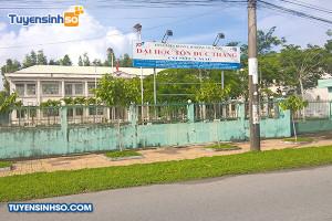 Điểm chuẩn Trường Đại học Tôn Đức Thắng (Cơ sở Cà Mau)
