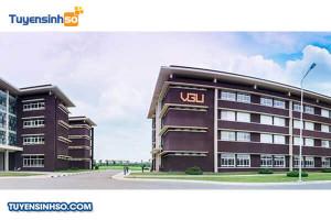 Điểm chuẩn Trường Đại học Việt Đức (Cơ sở TP.HCM)