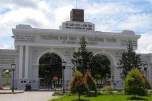 Điểm chuẩn Trường Đại học Võ Trường Toản