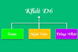 Khối D6 và những thông tin thí sinh cần biết