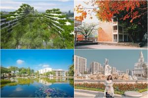 8 trường ĐH có khuôn viên siêu đẹp bậc nhất Việt Nam