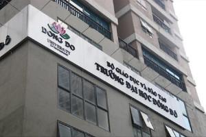 Điểm tên các trường ĐH có người dùng bằng của ĐH Đông Đô