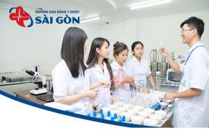 Cao đẳng Y Dược Sài Gòn miễn 100% học phí cho học sinh 12 đăng ký xét tuyển trực tuyến