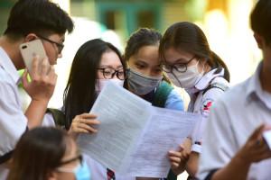 Đề thi môn Tiếng Nhật trong kỳ thi tốt nghiệp THPT năm 2020