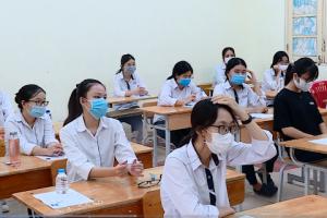 Đề thi môn Tiếng Trung trong kỳ thi tốt nghiệp THPT năm 2020
