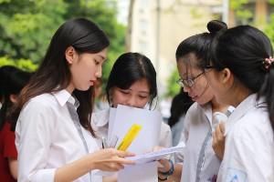 Làm thủ tục dự thi tốt nghiệp THPT: Thí sinh phải có căn cước công dân