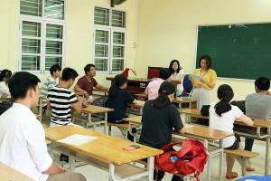 Nhiều trường ĐH tuyển sinh các ngành giáo viên đón đầu chương trình giáo dục phổ thông mới