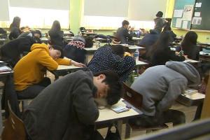 Những kết cục không thể tránh dành cho sinh viên lười biếng