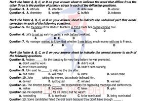 Tuyển tập đề thi thử Tiếng Anh THPT quốc gia 2021 (có giải chi tiết)